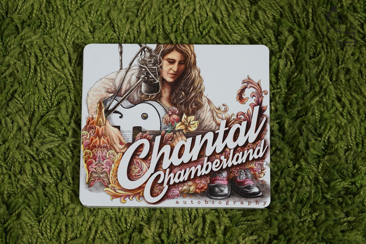 Chantal Chamberland「Autobiography」