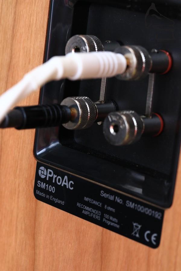 Bi Wire設計,是ProAc多年的堅持