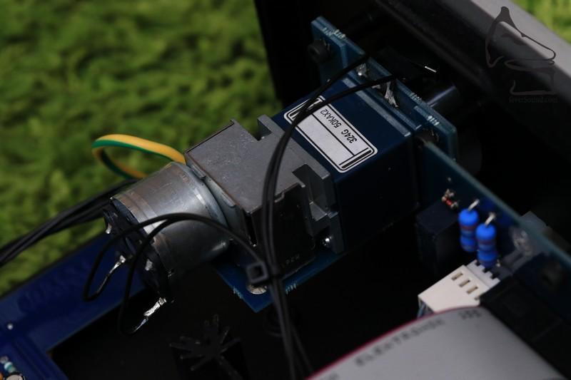 ALPS無段電阻音量掣