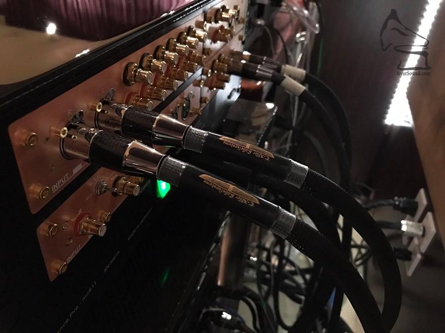 現場使用了多款T-Adler Kabelsysteme的線材