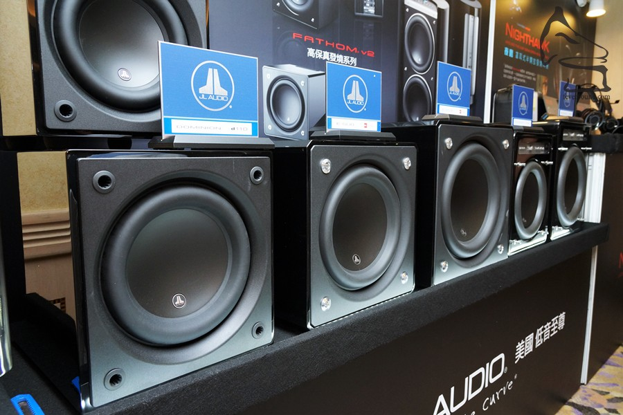 美國JL Audio的超低音,已經是High End超低音的代名詞