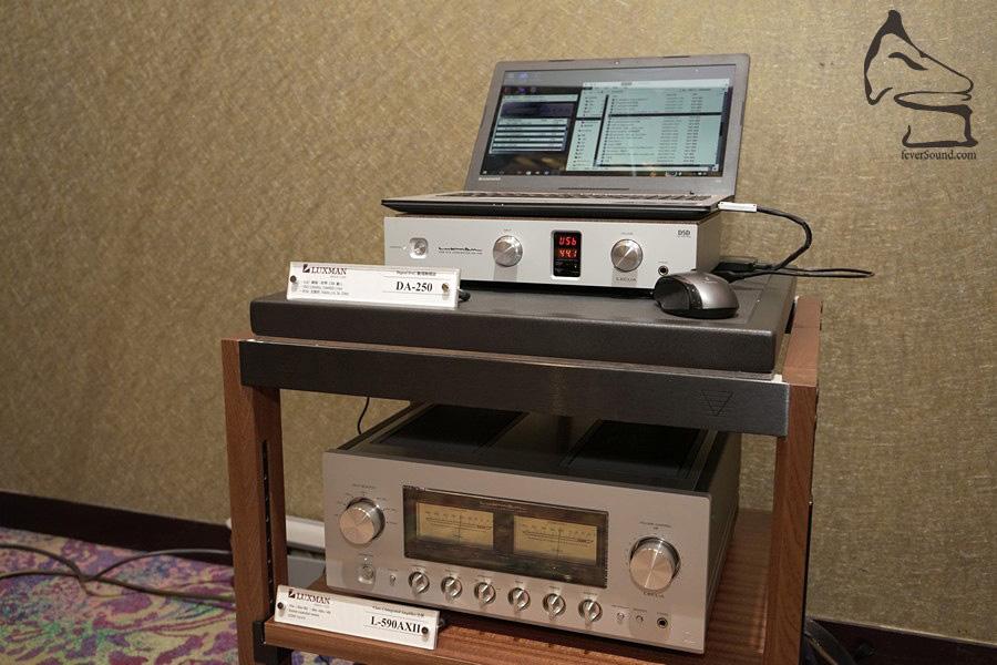 Luxman L-590AXII 純A類合併擴音機 (下),一部搞掂