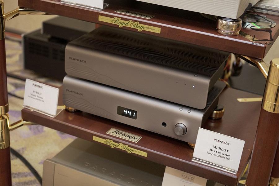 DSD之父Andreas Koch名下品牌Playback Designs的新作Sonoma系列,全線開聲!包括支援DSD256的焦點產品Merlot解碼