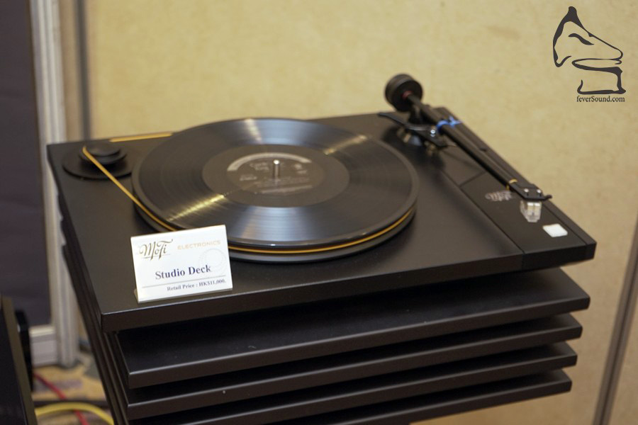 Mo-Fi 除了是靚聲錄音的代名詞之外,還有推出黑膠唱盤