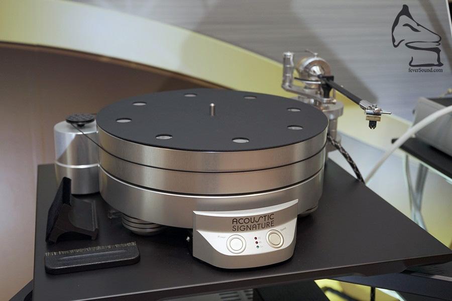場內焦點超值靚盤,來自德國Acoustic Signature Challenger SE,淨盤只售HK$39,800