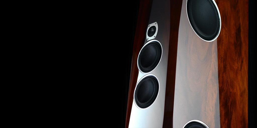 Agoria是德國Tidal揚聲器中的高階型號,鑽石高音、黑陶瓷單元