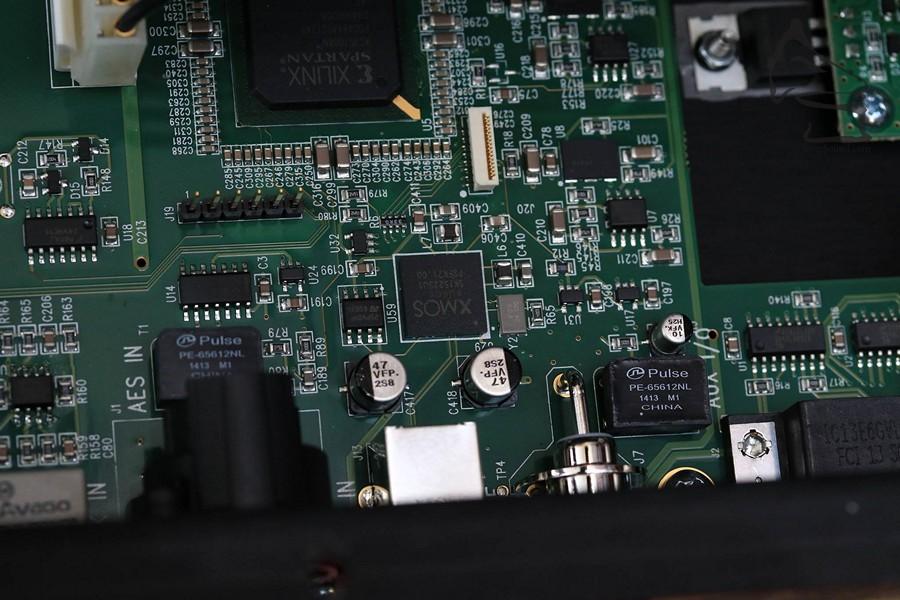 近年Playback產品使用XMOS USB接收,直接上DSD256