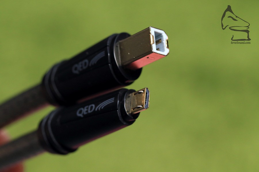 亦有Port B「方頭」接Micro USB,這個主要是接駁DAP用
