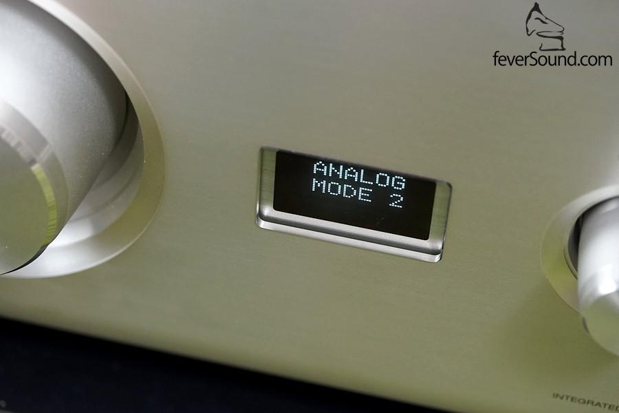 Analog Mode 的 Mode 2 才是徹頭徹尾的純模擬運作,聲音背景更靜