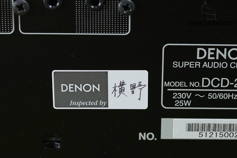 兩部天龍都是百分百日本製造,並有廠內品檢員工簽名確認品質