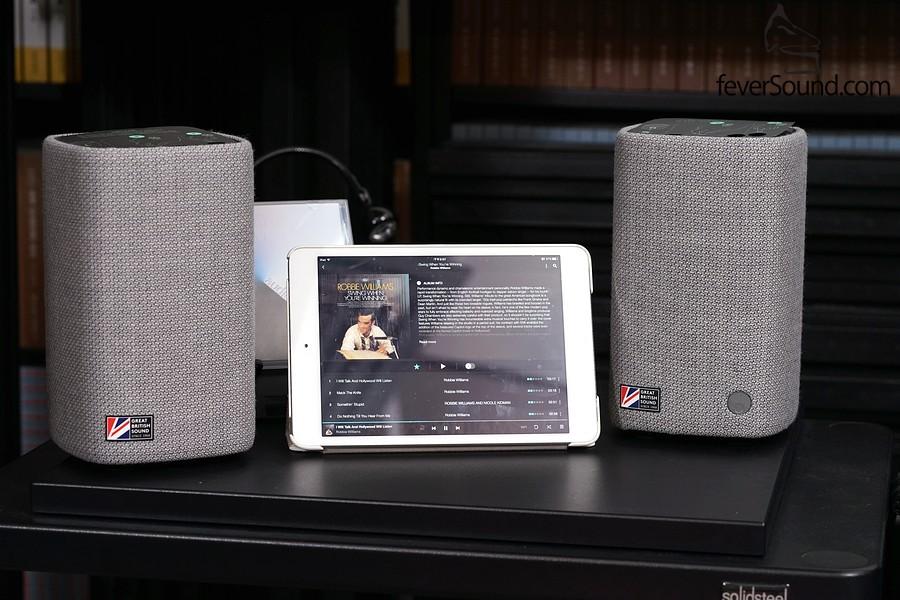 立體聲播放,聲音保持中音靚、高低頻清晰的英式調聲特色