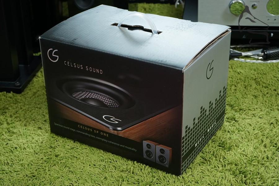 美國Celsus Sound是NuForce的前工程師自家創立的品牌,仍然主打抵玩優質的個人音響
