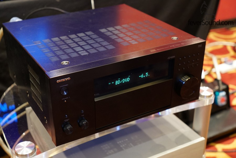 Onkyo PR-RZ5100旗艦多聲道處理器
