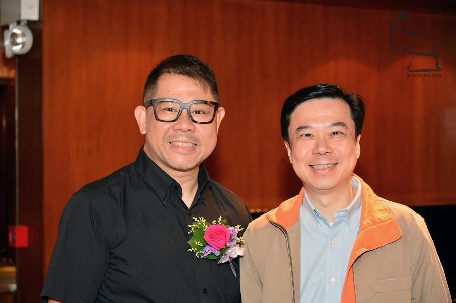 Alan Wong + 鍾一