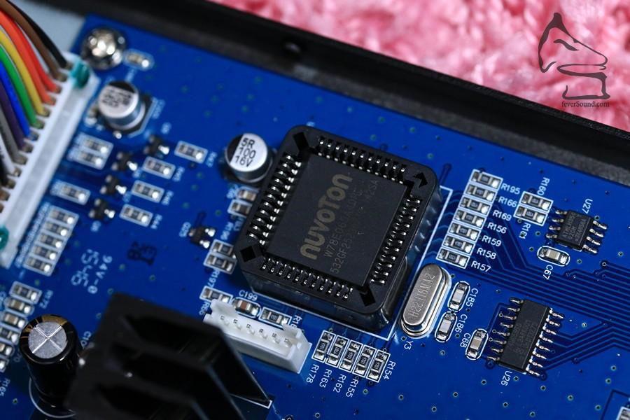自家升頻處理芯片
