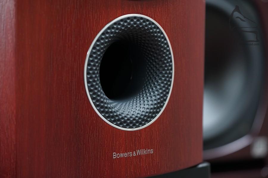 「高爾夫球」紋有助大減低音反射時的氣流噪音