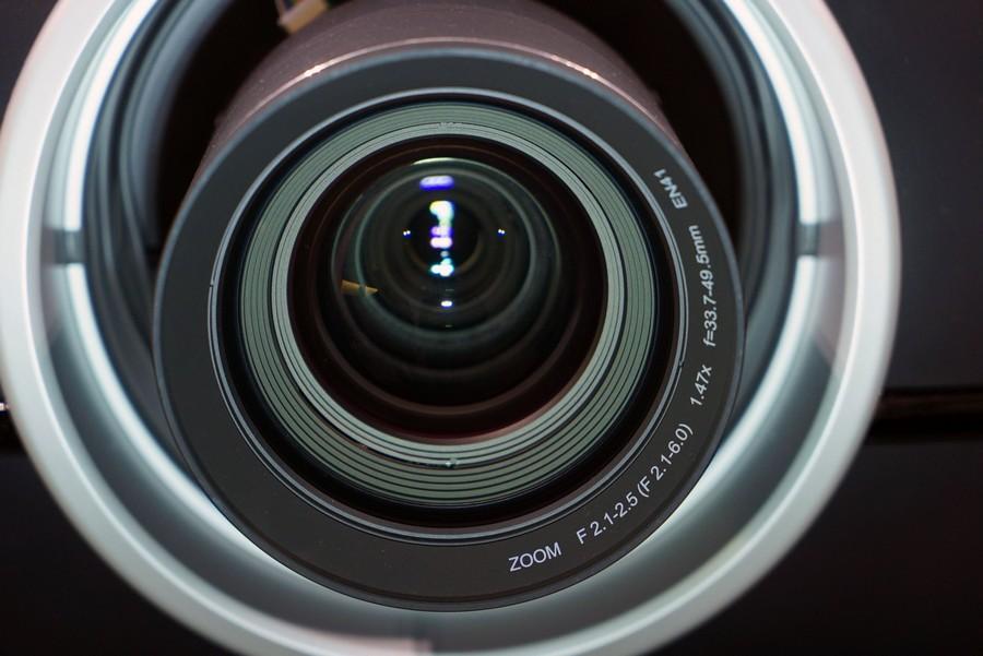 隨機任選七款不同焦距鏡頭。