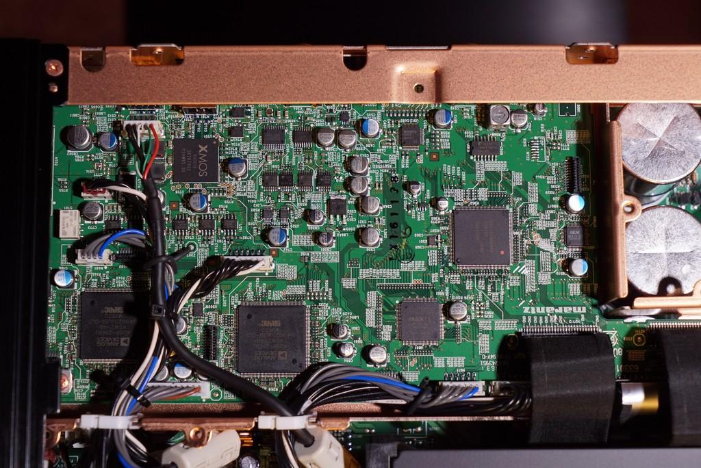 數碼處理,先把所有訊號,不論是PCM定DSD,都升到DSD256,然後用自家DSP芯片作解碼