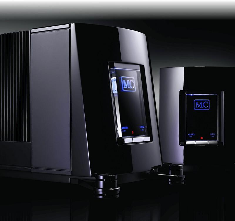 3A:德國 Music Culture Technology 旗艦一前二級擴音機,現場推動 B&W 800D3