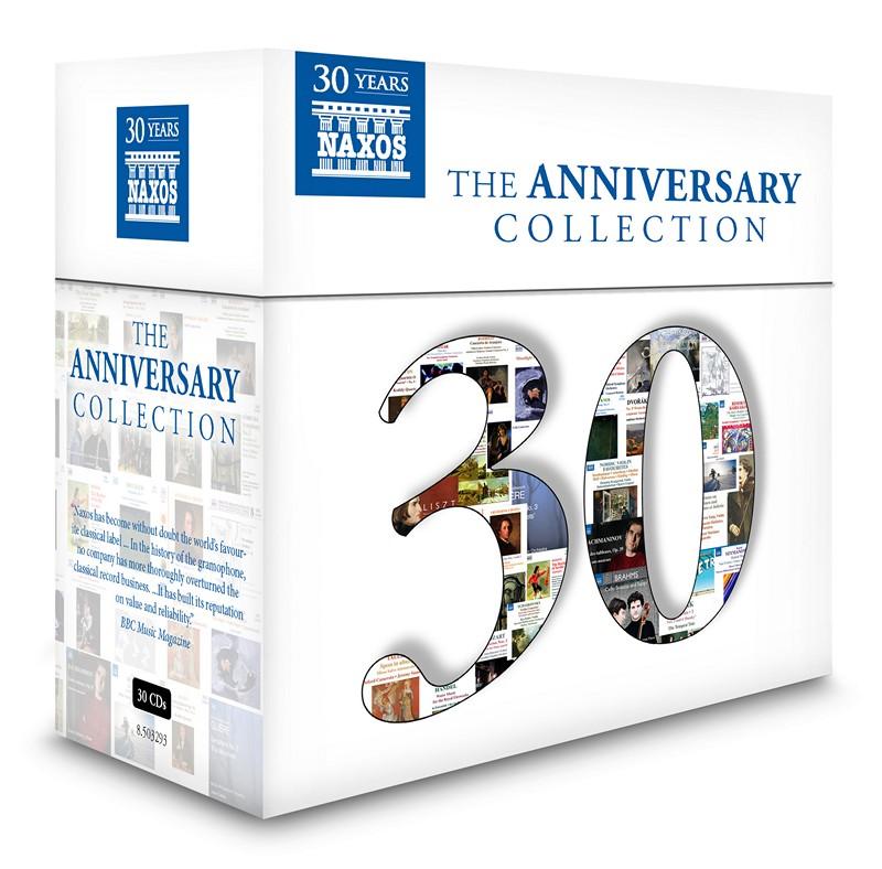 B03:Naxos 30CD的30週年版本,每日首廿位買家特價$200一套