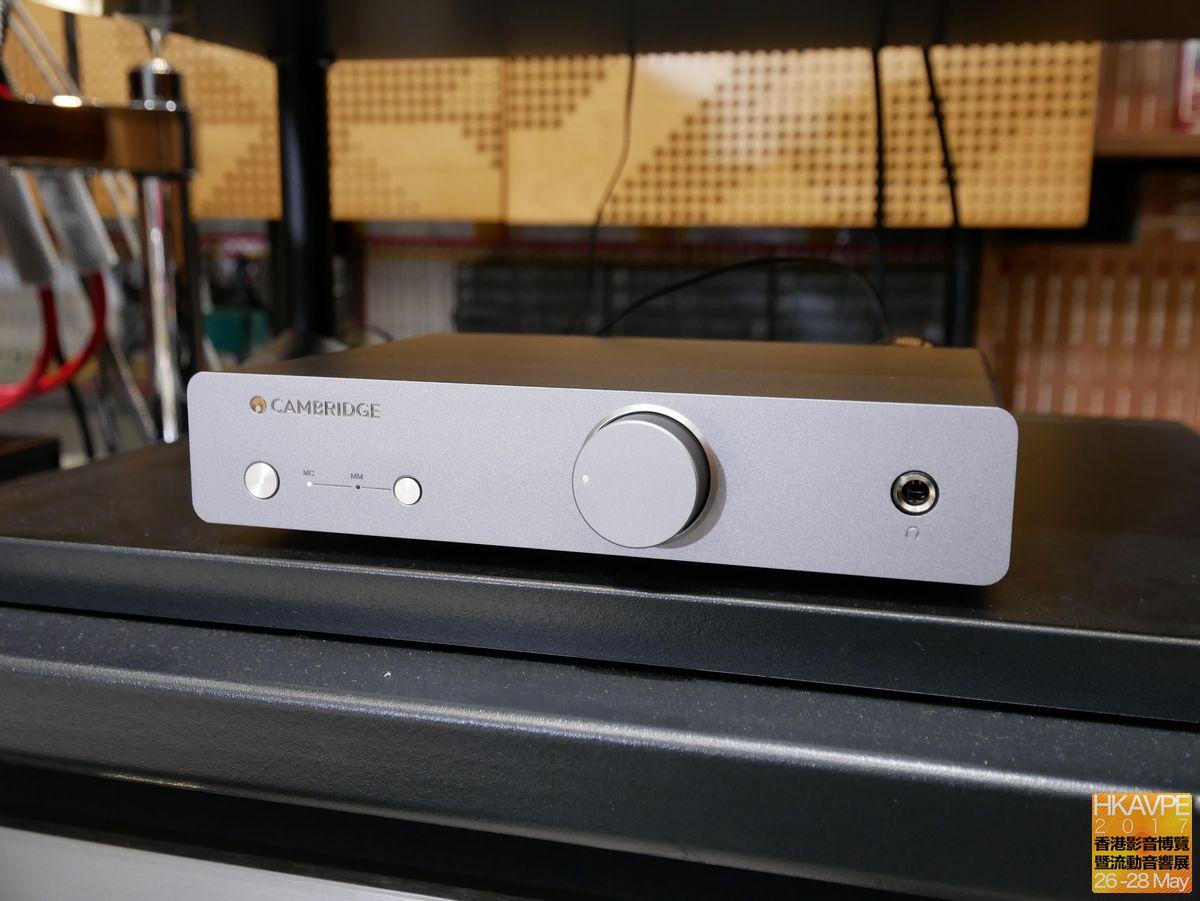 Cambridge Audio Duo唱頭放大器HK$2400