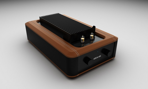Absolare Passion合併式擴音機,真正膽前石後,用上Mundorf補品級銀金油浸濾波電容,重達28公斤 (富豪2F Oasis Audio)