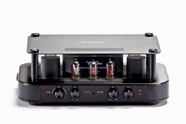 德國McGee Legend+解碼連膽前石後擴音機,再加揚聲器,現場一套過特價$10,800 (原價:$11,800) (富豪T10 GiG Audio)