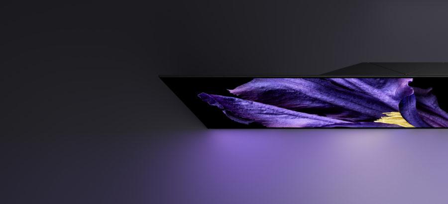 Sony MASTER Series 4K電視系列-A9F OLEDTV,Z9F LCDTV
