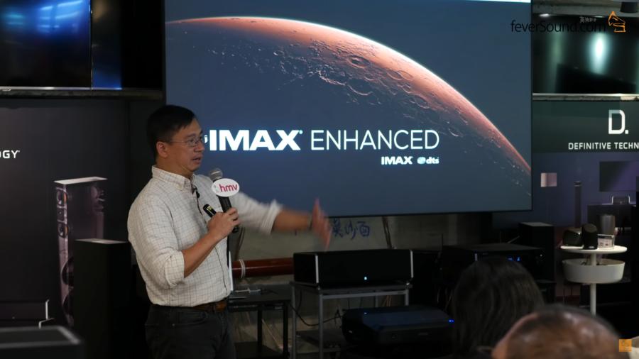 Atmos聲軌一樣玩到IMAX Enhanced
