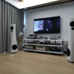 [龍之家訪01] 天龍AVC-X8500H用家:細喇叭加大超低一樣好聲