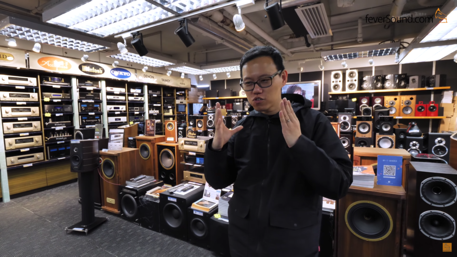 [落區巡舖2019] 耳機音響攝錄家電乜都有:友誠8樓英京