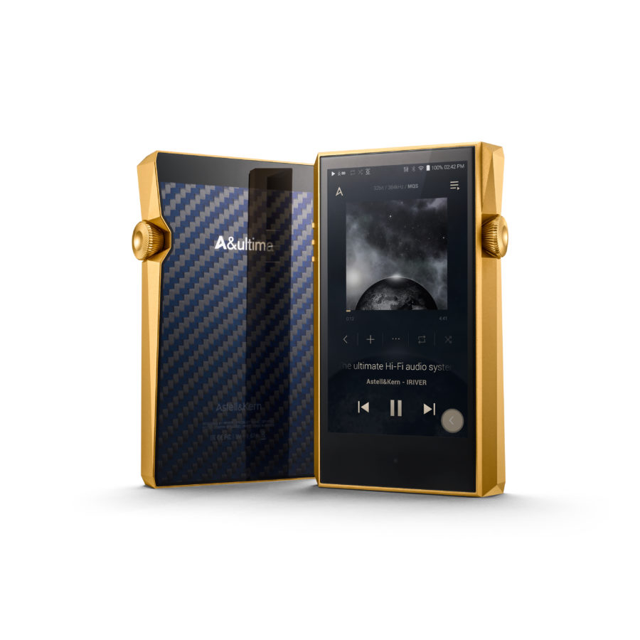 頂級規格 Astell&Kern A&ultima SP1000M – Royal Gold 限量特別版播放器
