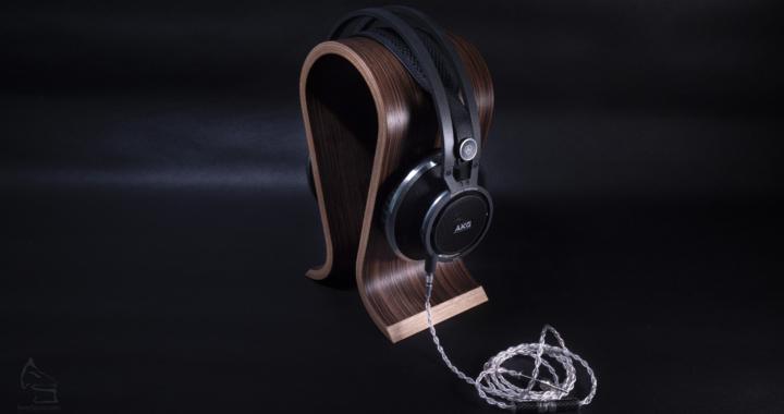Effect Audio給AKG K812使用的升級線