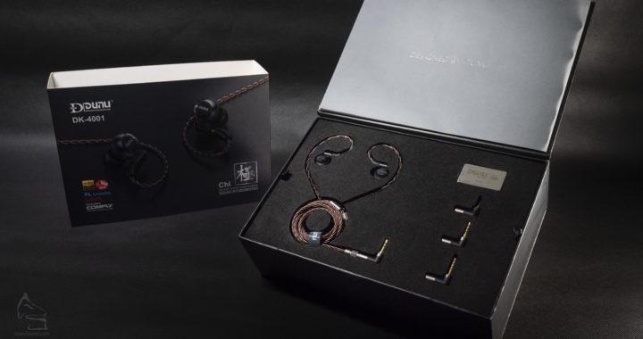 Dunu 達音科 DK-4001:開箱、專訪、簡試