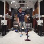 [非影音短片] LG CordZero A9皇牌無線吸塵機簡試