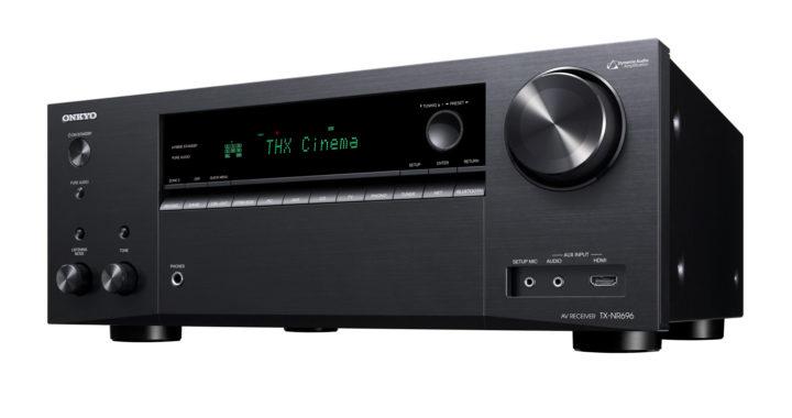 高效全能 THX(R) Select™ 認證AV 擴音機 Onkyo TX-NR696
