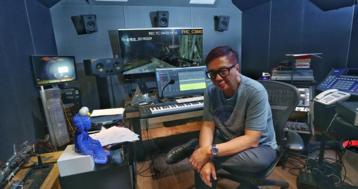 多產,因為愛 — 專訪香港電影配樂大師金培達