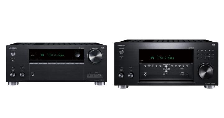 IMAX® Enhanced 及 THX® Select 雙影院級權威認證 Onkyo 高級 RZ 影音擴音機系列 TX-RZ840 / TX-RZ740