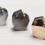 3 點支撐+離子沉積電鍍外殼 final B series 香港發佈
