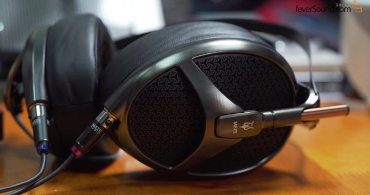實試 Meze Audio 旗艦平面耳筒 Empyrean  搭載 MZ3 混合式平板單元上試 110kHz 超高音