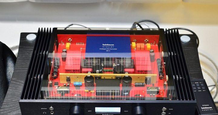 將模擬魅力注入數碼產品Brinkmann Nyquist MK II DAC
