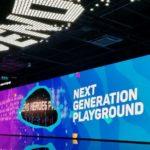 超多 VR Games+激大 LED Wall  Legend Heroes Park 澳門都有得玩 Samsung Display Solution @ Studio City, Macau