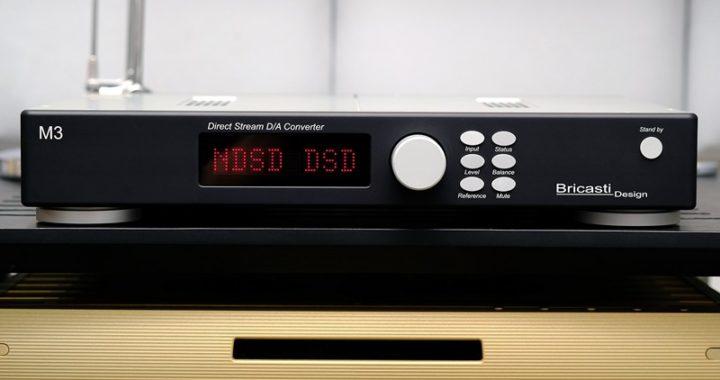 美國Bricasti Design M3解碼器