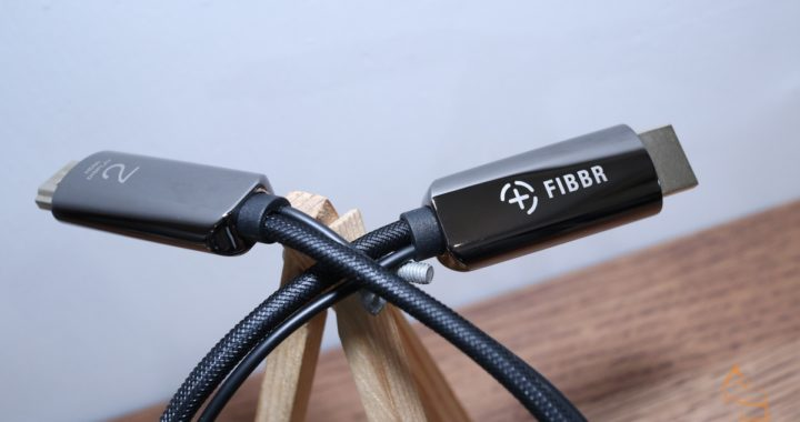 產品線大擴展 Fibbr 光纖 HDMI+USB 線材進襲