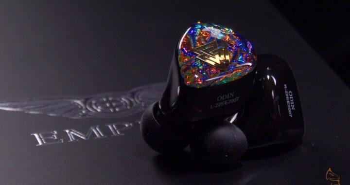 Empire Ears Odin「奧丁」靜電+圈鐵 Tribrid IEM 耳機  繼續突破單元數量上限|艾域評測