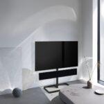 Bang & Olufsen 推出座地電視腳架  專為 Beosound Stage Soundbar 度身訂造