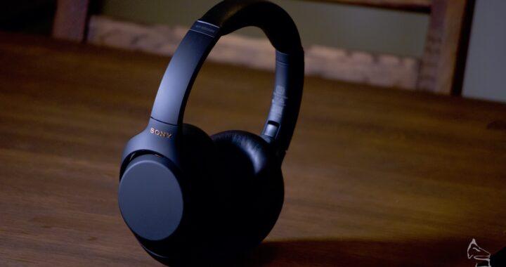 Sony WH-1000XM4 ANC 耳機香港發佈  一說話自動停歌+雙機多點連接+佩戴更舒服|艾域真機速測