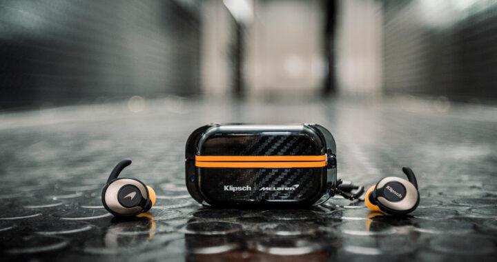 Klipsch T5 True Wireless 系列大擴展|T5 II 瘦身強化+T5 II Sport 聯乘 McLaren|