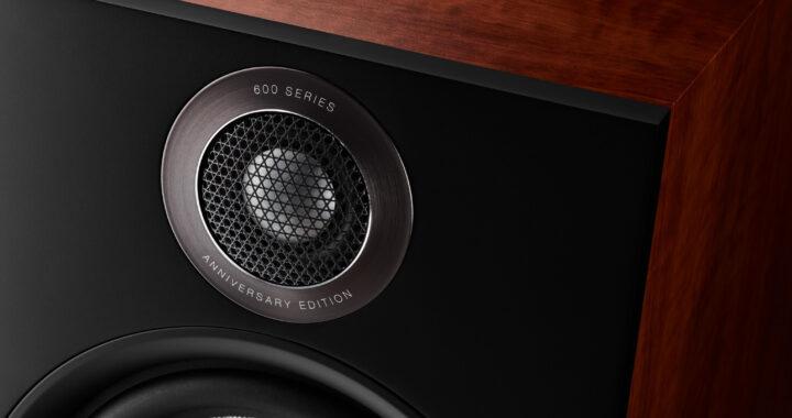 B&W 600 系列喇叭 25 週年紀念版香港全新上市  升級分頻器+植入 Mundorf 旁路電容+Continuum 中低音單元