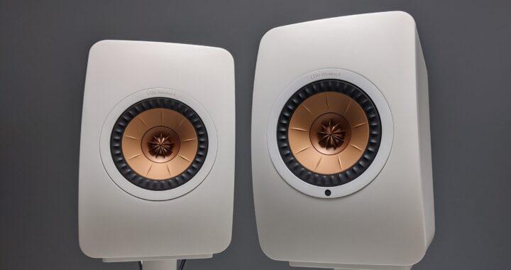 KEF LS50 Wireless II+Meta 香港發佈+艾域實試  首用 MAT 吸音+12 代 Uni-Q 單元